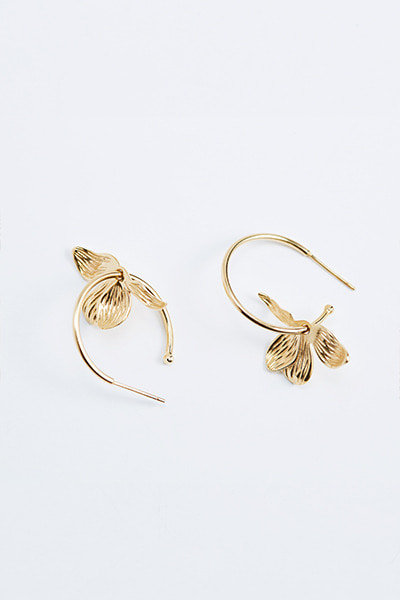 Violet Ring Earring (라나,하영 착용)