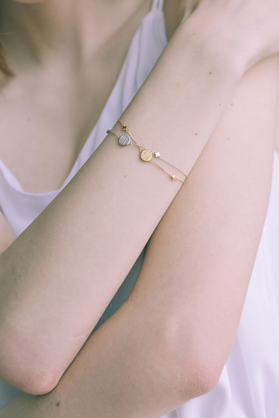 Dot And Dia Bracelet
