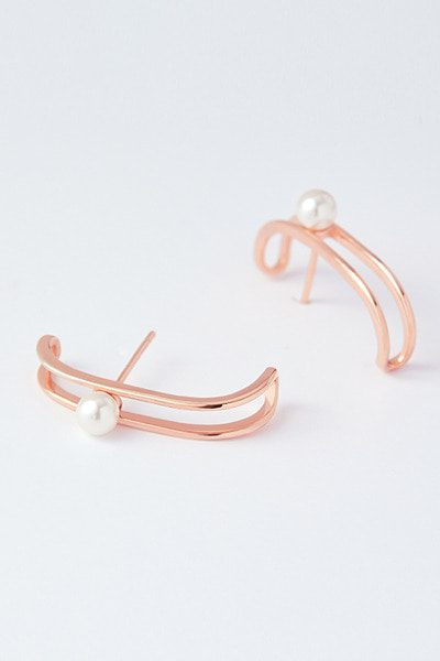 Double Lined Earcuff